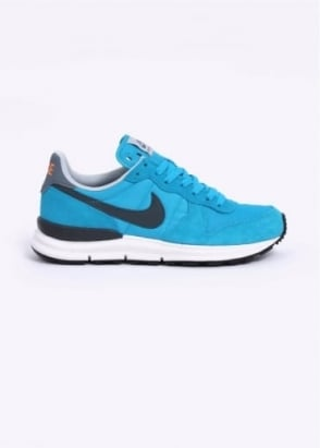 Nike Footwear Lunar-Internationalist Trainers - Light Blue