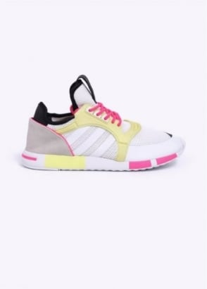 Adidas Originals Footwear Boston Super CC Climacool Trainers - Footwear White / Blush Yellow