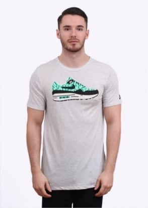 Nike Apparel Air Max 1 Tee - Light Grey