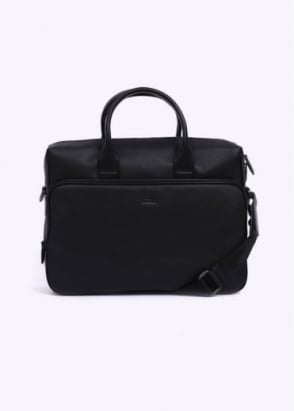 Hugo Boss Accessories / Boss Black - Hilun Travel Bag - Black