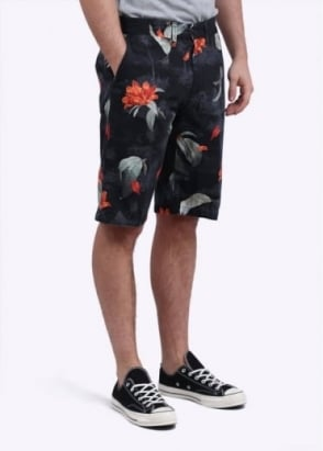 Carhartt Johnson Shorts - Tropic Print