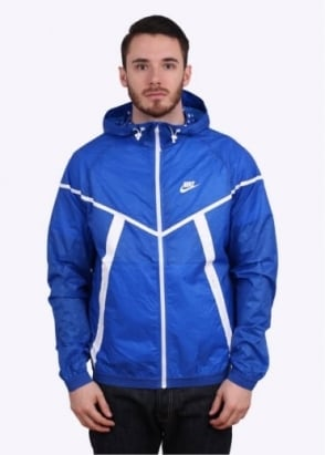 Nike Apparel Tech Hyperfuse Windrunner - Blue