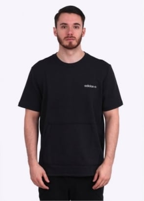 Adidas Originals Apparel Street Modern Tee - Black