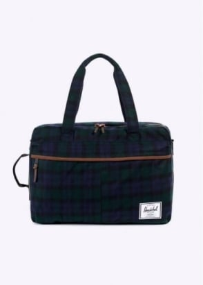 Herschel Supply Co. Bowen Bag - Black Watch Plaid