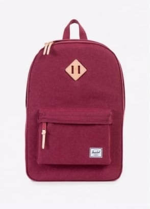 Herschel Supply Co. Heritage Backpack - Windsor Wine