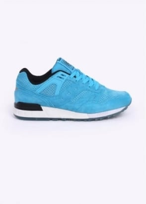 Saucony Grid SD Trainers - Light Blue