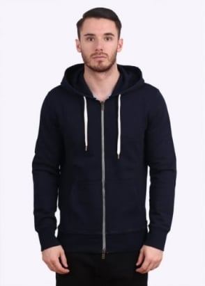 Levi's Red Tab Original Zip Up Hoody - Indigo