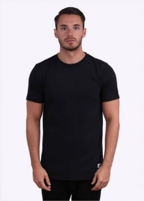Norse Projects Niels Basic Short Sleeve Tee - Black