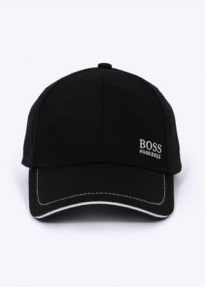Hugo Boss Green Cap 1 - Black