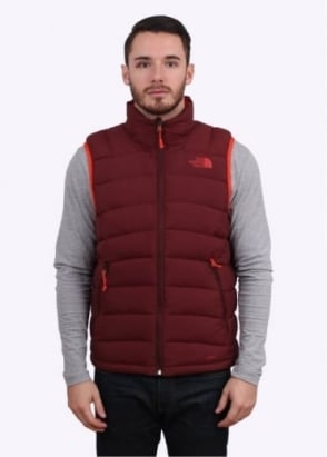 The North Face La Paz Vest - Sequoia Red