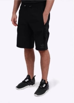 Adidas Originals Apparel 'Xeno Pack' Shorts - Black