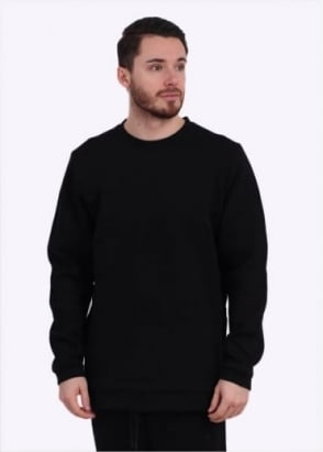 Adidas Originals Apparel Athleisure Crewneck - Black