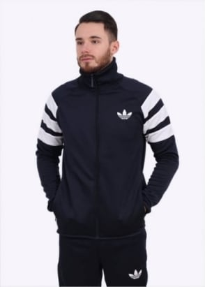 Adidas Originals Apparel Trefoil FC Track Top - Ink