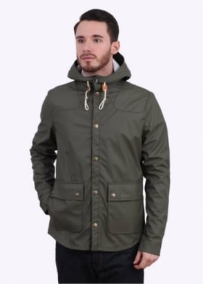 Barbour Reelin Jacket - Olive
