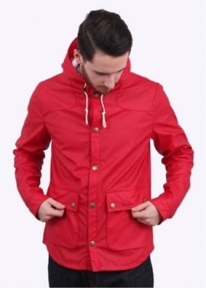 Barbour Reelin Jacket - Red