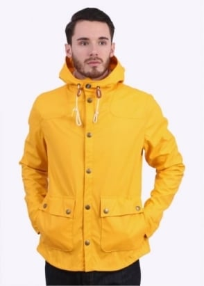 Barbour Reelin Jacket - Yellow