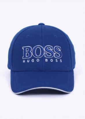 Hugo Boss Cap US - Open Blue