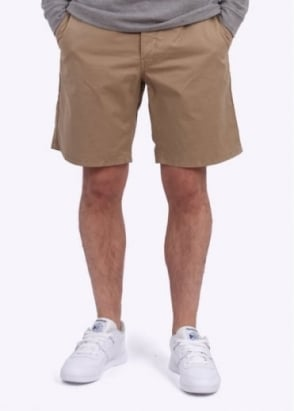 Norse Projects Aros Slim Shorts - Khaki