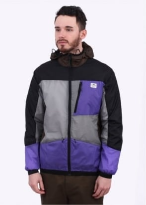 Penfield Cranford Colourblocked Jacket - Black Multicolour
