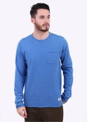 Penfield Alson Crew Knit - Blue