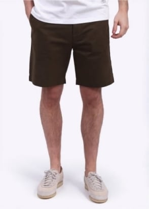 Penfield Grafton Shorts - Olive