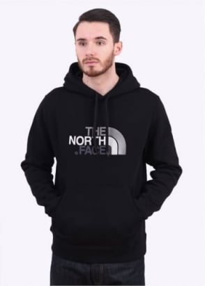 The North Face Drew Peak PLV Hoodie - Black
