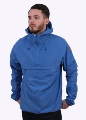 Fjallraven High Coast Wind Anorak - Blue