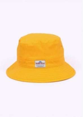 Penfield Baker Weatherproof Sun Hat - Yellow
