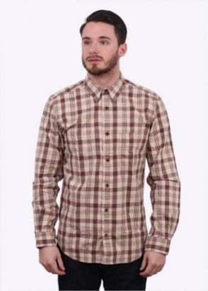Filson Wildwood Shirt - Desert Tan