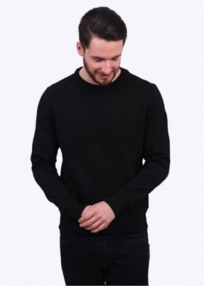 Belstaff New Chanton Sweatshirt - Black