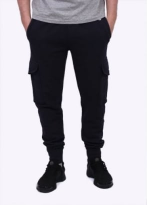 Champion x Todd Snyder Cargo Sweatpants - Navy Blue