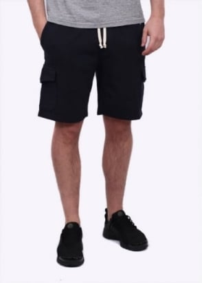 Champion x Todd Snyder Cargo Bermuda Shorts - Navy Blue