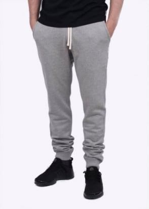 Reigning Champ Terry Slim Sweatpant - Heather Grey