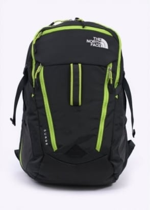 The North Face Surge Backpack - Spruce Green