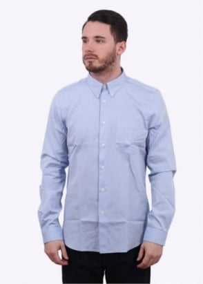 Paul Smith Tailored Shirt - Light Blue