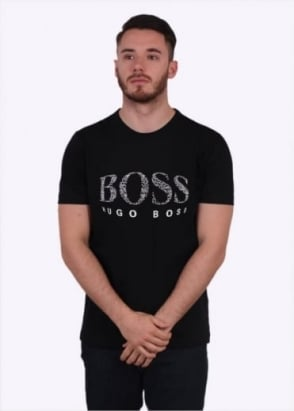 Hugo Boss Green Tee 6 - Black