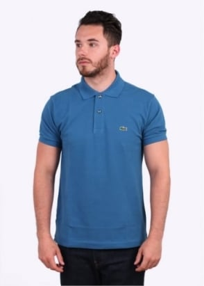 Lacoste SS Best Polo Shirt - Officer