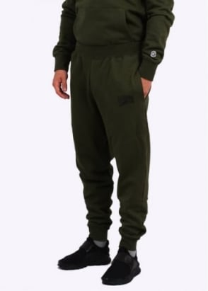 Billionaire Boys Club Small Arch Logo Sweatpants - Olive