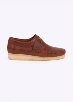 Clarks Originals Weaver Shoes - Tan