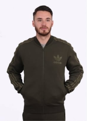 Adidas Originals Apparel ADC Fashion Track Top - Night Cargo