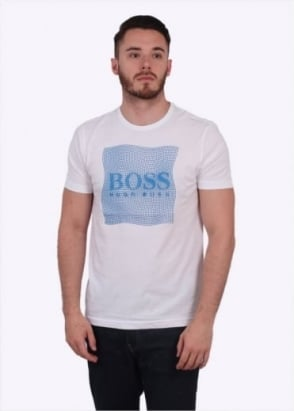 Hugo Boss Tee 8 - White