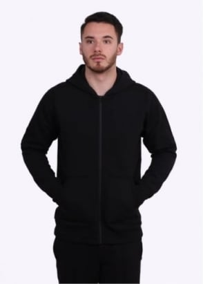 Adidas Originals Apparel x Wings & Horns Bonded Hoody - Black
