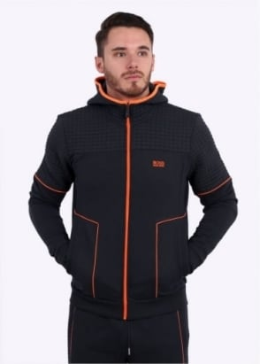 Hugo Boss Green Saggy 1 Hoodie - Navy