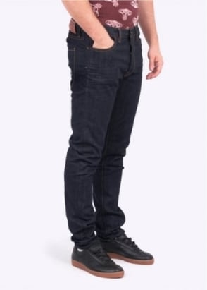 Vivienne Westwood Anglomania Jeans New Classic Tapered Denim - Blue