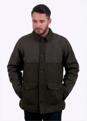 Filson Hybrid Cruiser Jacket - Forest Green