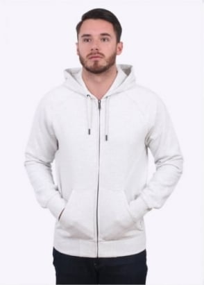Carhartt Hooded Holbrook Jacket - Snow