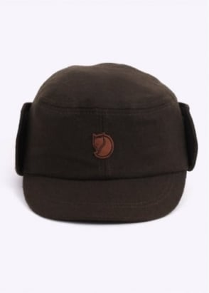 Fjallraven Singi Winter Cap - Dark Olive