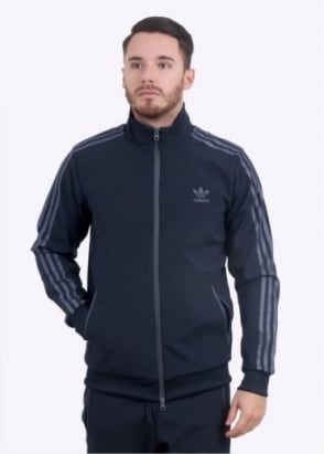 Adidas Originals Apparel ADC Deluxe Track Top - Legend Ink