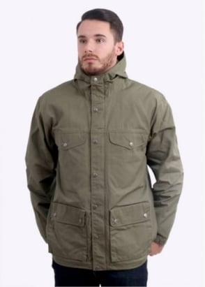 Fjallraven Greenland Jacket - Green