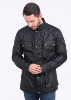 Belstaff Roadmaster Jacket - Black
